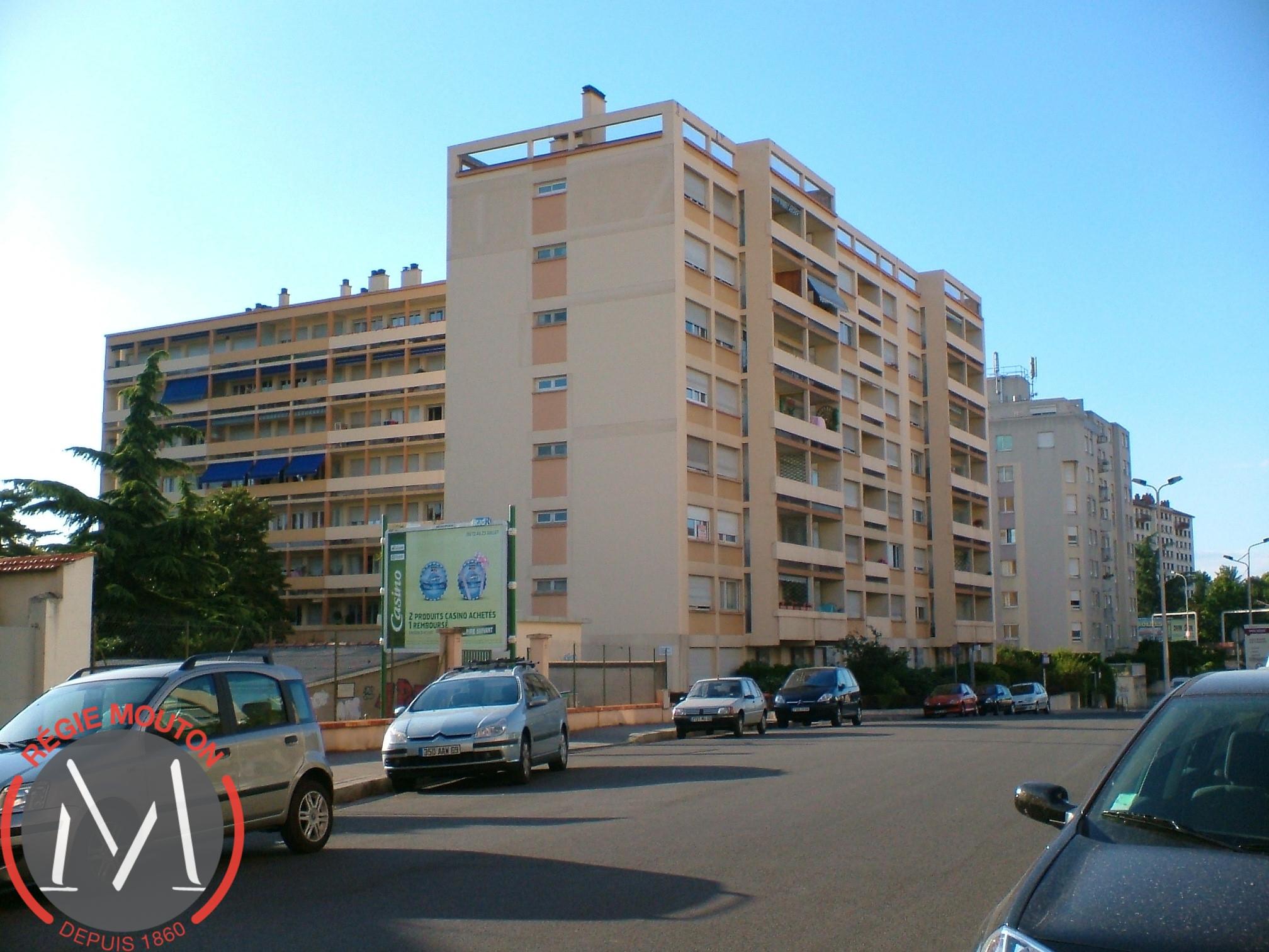 Photo n° 1 de l'annonce Garage à louer - LYON 4EME : Ref 0065950130